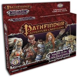Paizo Pathfinder Adventure Card Game: Wrath of the Righteous Character Add-on Deck