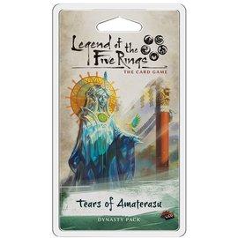 Fantasy Flight L5R LCG: Tears of Amaterasu Dynasty Pack
