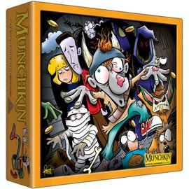 Steve Jackson Games Munchkin Halloween Monster Box