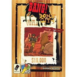 dV Giochi Bang!: Dodge City New Edition