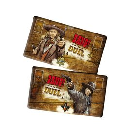 dV Giochi Bang!: The Duel Player Mat