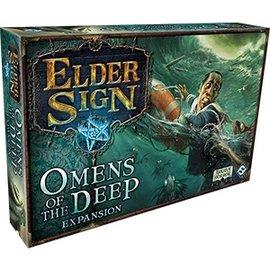 Fantasy Flight Elder Sign: Omens of the Deep Expansion