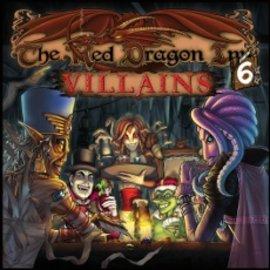 SlugFest Games The Red Dragon Inn 6: Villains (stand alone and expansion)