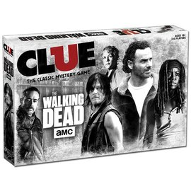 USAopoly Clue: The Walking Dead