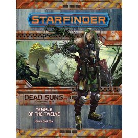 Paizo Starfinder RPG: Adventure Path - Dead Suns prt 2 - Temple of the Twelve
