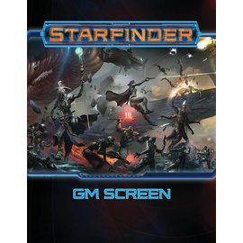 Paizo Starfinder RPG: GM Screen