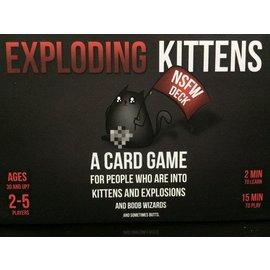 Kickstarter Exploding Kittens (NSFW Expansion)