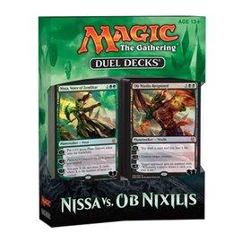 Wizards of the Coast Magic Duel Deck: Nissa vs Ob Nixilis