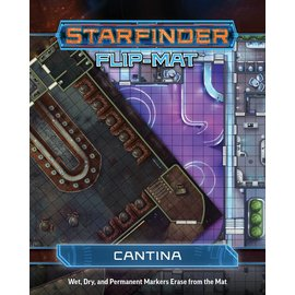Paizo Starfinder RPG: Flip-Mat - Cantina