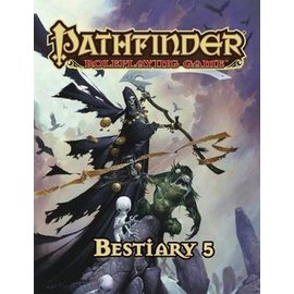 Paizo Pathfinder Roleplaying Game: Bestiary 5