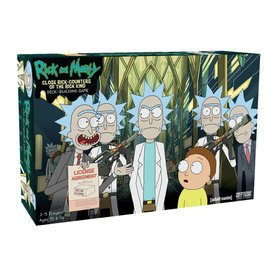 Cryptozoic Rick & Morty: Close Rick-Counters of the Rick Kind Deck-Building Game
