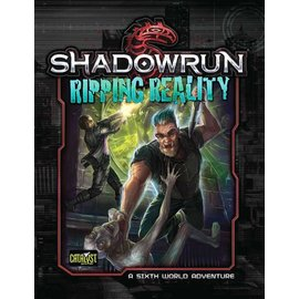 Catalyst Shadowrun RPG: Denver 3 - Ripping Reality