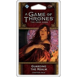 Fantasy Flight A Game of Thrones - The Card Game (Second Edition) - Guarding the Realm