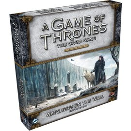 Fantasy Flight A Game of Thrones LCG: 2nd Edition - Watchers on the Wall Expansion