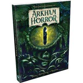 Fantasy Flight Arkham Horror LCG: The Investigators of Arkham Horror Hardcover