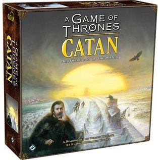 Mayfair Games Catan: A Game of Thrones - Brotherhood of the Watch