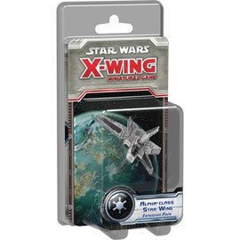 Fantasy Flight Star Wars X-Wing Alpha-class Star Wing Expansion Pack