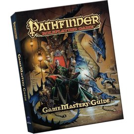 Paizo Pathfinder Gamemastery Guide Pocket Edition