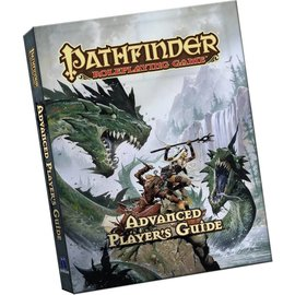 Paizo Pathfinder Advanced Player's Guide Pocket Edition