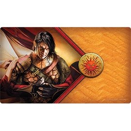 Fantasy Flight A Game of Thrones Playmat - The Red Viper