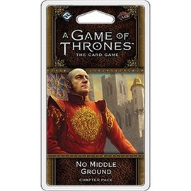 Fantasy Flight A Game of Thrones LCG: 2nd Edition - No Middle Ground