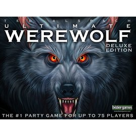 Bezier Games Ultimate Werewolf: Deluxe Edition