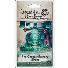 Fantasy Flight L5R LCG: The Chrysanthemum Throne Dynasty Pack
