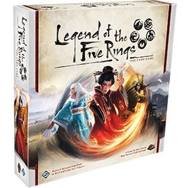 Fantasy Flight Legend of the Five Rings LCG: Core Set