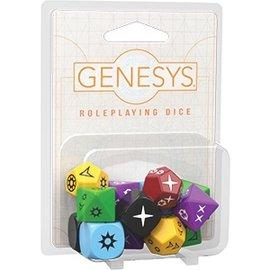 Fantasy Flight Genesys RPG: Dice Pack