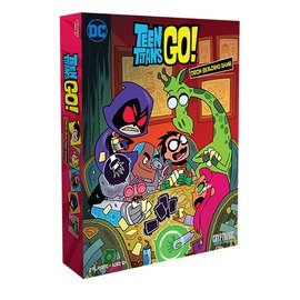 Cryptozoic Teen Titans Go! DBG: Core Set