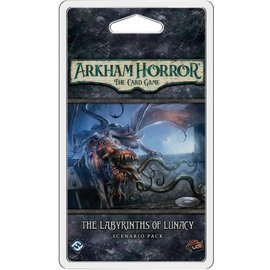 Fantasy Flight Arkham Horror LCG: Labyrinths of Lunacy Scenario Pack