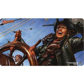 Ultra Pro Magic the Gathering: Ixalan Play Mat - Captain Lannery Storm