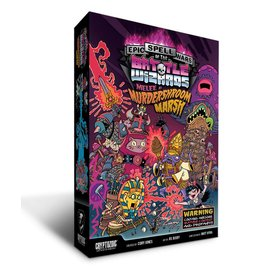 Cryptozoic Epic Spell Wars of the Battle Wizards 3: Melee at Murdershroom Marsh