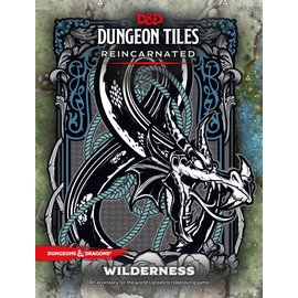 Wizards of the Coast Dungeons and Dragons: Dungeon Tiles Reincarnated - Wilderness