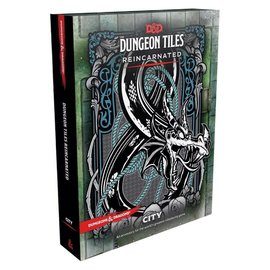 Wizards of the Coast Dungeons and Dragons: Dungeon Tiles Reincarnated - City