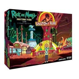 Cryptozoic Rick and Morty: Anatomy Park