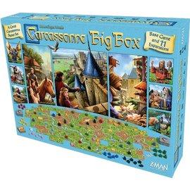 Z-Man Games Carcassonne - Big Box 2017