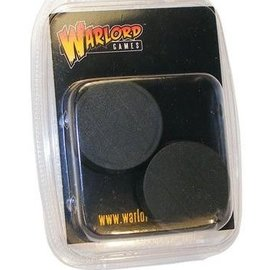 Warlord Games Base: 40mm Round Bases (8)