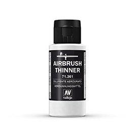 Vallejo 361 Airbrush Thinner (60 ml)