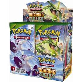 Pokemon International Pokemon XY Roaring Skies Booster Box