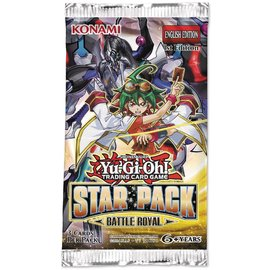 Konami Yu-Gi-Oh! TCG: Star Pack Battle Royal Booster Pack