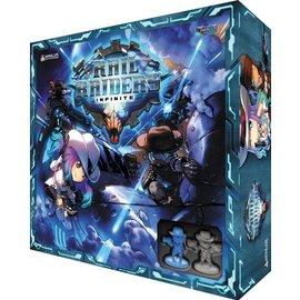 Ninja Division Rail Raiders Infinite