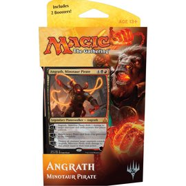 Wizards of the Coast Rivals of Ixalan Planeswalker Deck: Angrath