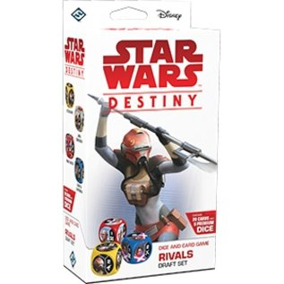 Fantasy Flight Star Wars Destiny: Rivals Draft Set