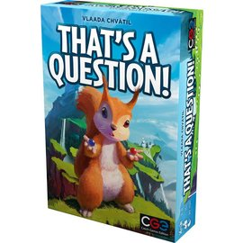 Czech Games That's a Question!