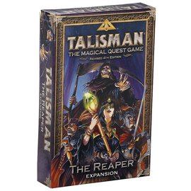 Fantasy Flight Talisman: The Reaper Expansion