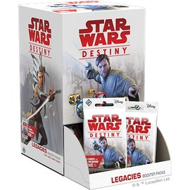 Fantasy Flight Star Wars Destiny: Legacies Booster Box