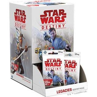 Fantasy Flight Star Wars Destiny: Legacies Booster Box