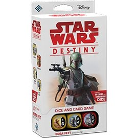 Fantasy Flight Star Wars Destiny: Boba Fett Starter Set