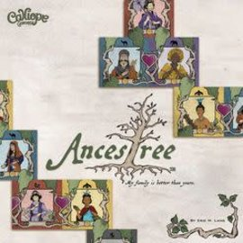 Calliope Games Ancestree